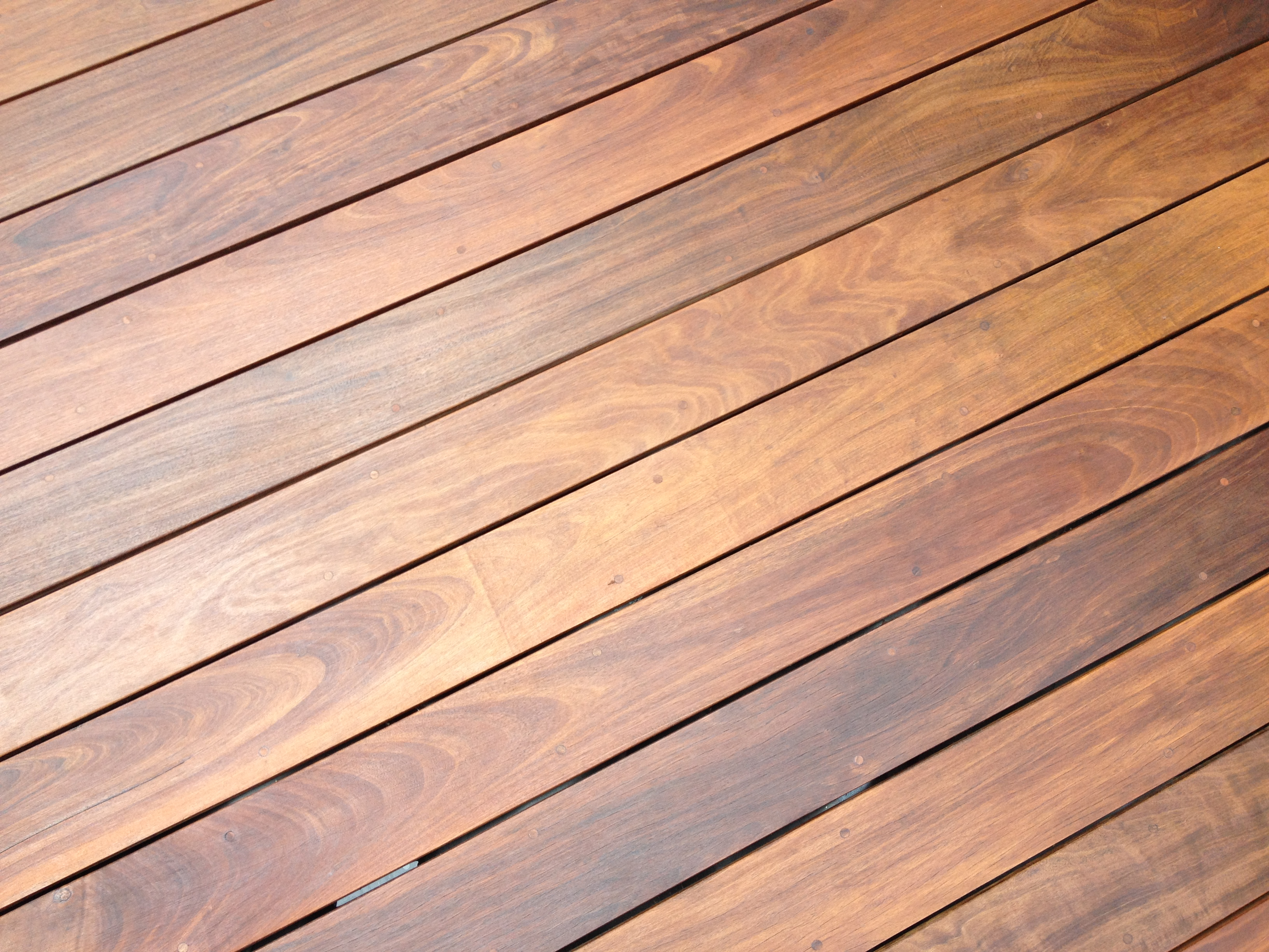 Ipe deck maintenance for Best timber for decking