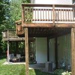 5. Cedar Deck - After