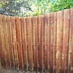6. Mildew Fence - After