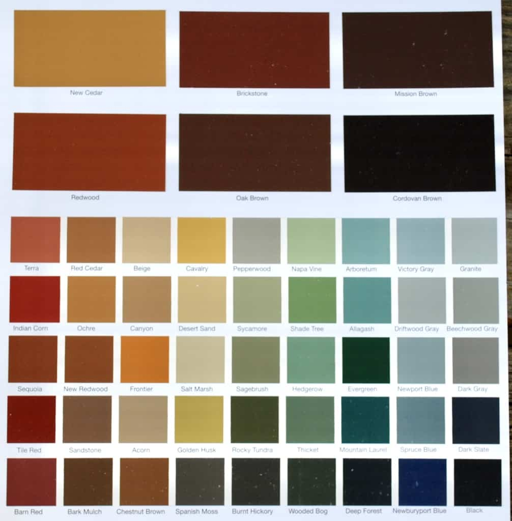 colors stain oil stains deck restore solid decks clarke armstrong true acrylic