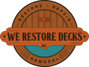 we restore decks logo